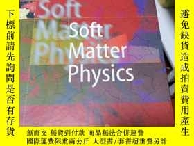 二手書博民逛書店Soft罕見Matter PhysicsY360667 Mohamed Daoud; Claudine E.