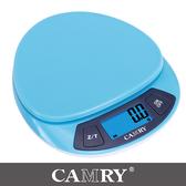 【CAMRY 】超精密藍光電子秤|料理秤烘焙秤廚房秤磅秤迷你電子秤信件秤計量器具