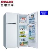 【 三洋家電】250L 定頻雙門電冰箱 一級節能《SR-C250B1》全新原廠保固