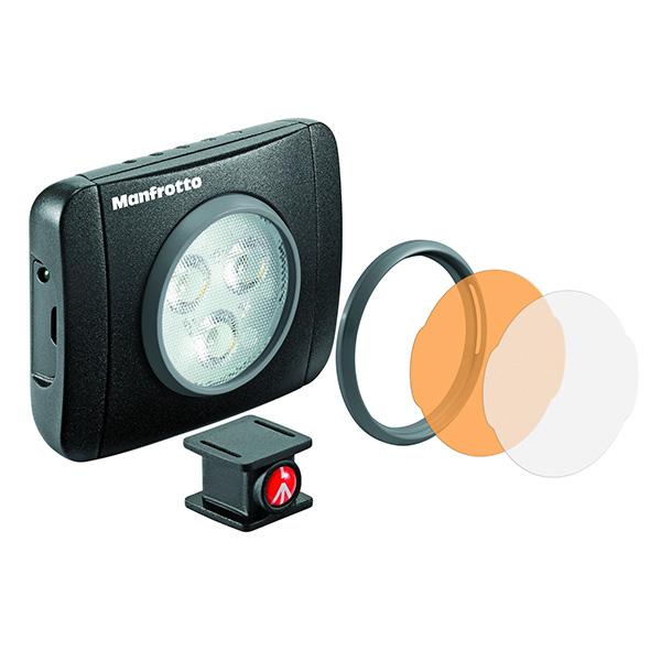 曼富圖 Manfrotto LUMIMUSE 3 LED燈 攝影燈 持續燈 補光燈 【 正成公司貨】MLUMIEPL-BK