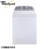 【Whirlpool惠而浦】11公斤極智直立式洗衣機1CWTW4845EW