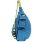 [好也戶外]KAVU Mini Rope Sling 休閒肩背包(尼龍款) 跳傘藍 NO.9191-1109