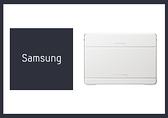 SAMSUNG GALAXY Note 10.1 2014版 (P6000/P6050)專用 原廠書本式皮套