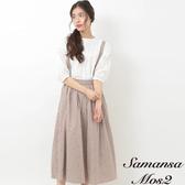 ❖ Hot item ❖  星座圖形吊帶長裙 (提醒➯SM2僅單一尺寸) - Sm2