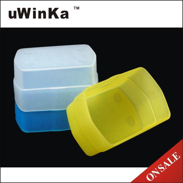 又敗家@uWinka三色Godox神牛V860II肥皂盒V860肥皂盒II柔光盒2代柔光罩二代外閃肥皂盒機頂閃光燈