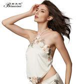 伊人閣 女士肚兜刺繡蕾絲古代女成人性感情趣內衣