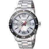 瑞士WENGER Roadster速度系列黑夜騎士腕錶  01.0851.119