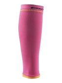 【速捷戶外】CRAFT 1904088 壓縮腿套(粉紅)(男女適用), 適合路跑, 單車,登山