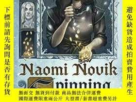 二手書博民逛書店Spinning罕見SilverY256260 Naomi Novik Del Rey 出版2018