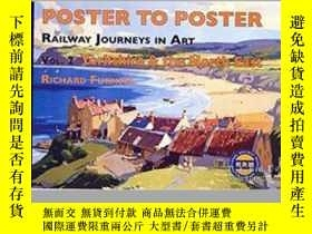 二手書博民逛書店Poster罕見to Poster Railway Journeys in Art, Vol. 2: Yorksh