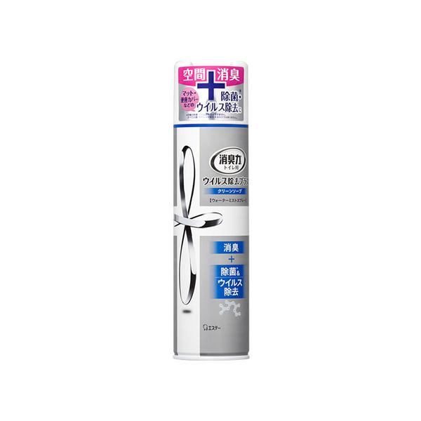 日本製雞仔牌S.T.消臭力PLUS瞬間噴式除菌消臭劑 除菌噴霧 抗菌噴霧 除臭劑 芳香劑 浴廁芳香