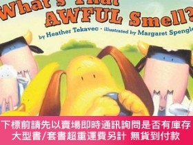 二手書博民逛書店What s罕見That Awful Smell?Y255174 Tekavec, Heather Pengu