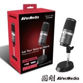 鼠年新春活動特價 圓剛 AM310 黑鳩 高音質USB麥克風 直播/演唱專用