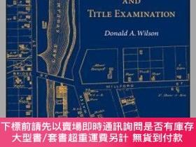 二手書博民逛書店預訂Easements罕見Relating To Land Surveying And Title Examina