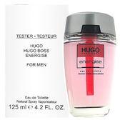 Hugo Boss ENERGISE 勁能男性淡香水 125ml-Tester包裝