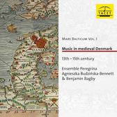 ~停看聽音響唱片~~CD ~佩雷格里納樂團班傑明.貝格比13 至15 中世紀丹麥音樂