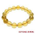 黃水晶手鍊-品牌經典-12mm 石頭記