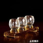 寶成佛具用品佛前水晶供水杯供佛杯供奉寺廟佛堂供杯聖水杯凈水杯 金曼麗莎