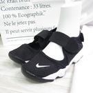 NIKE RIFT(GS/PS BOYS) 中大童 童鞋 忍者鞋 休閒鞋 322359014 黑【iSport愛運動】