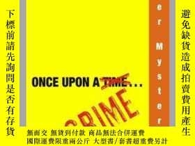 二手書博民逛書店Once罕見Upon a CrimeY362136 Carolyn Keene Car... Aladdin