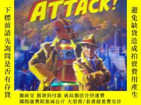 二手書博民逛書店Robot罕見City Rust Attack!Y15389 P