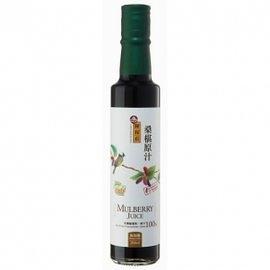 陳稼莊 桑椹原汁(無加糖) Pure Mulberry Juice (No Sugar Added)