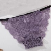 性感內褲●質感法式內衣性感 bra女三角褲●預購黑白紫粉米咖啡色[B1005]U1341同款滿額送愛康衛生棉