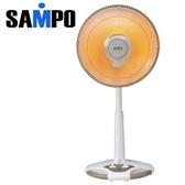 SAMPO聲寶【14吋】負離子鹵素式電暖器 (HX-FD14F)