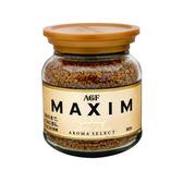 日本AGF MAXIM箴言咖啡罐80g【愛買】