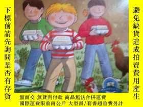 二手書博民逛書店英文原版the罕見big eggY17584 本書編輯部 本書出版社 出版2012