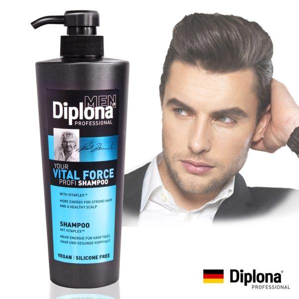 德國Diplona Profi專業級機能活力洗髮精600ml