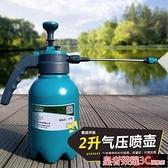 噴霧器 家用消毒手動氣壓式噴壺洗車用加厚小型噴霧器澆水澆花噴壺灑水壺YTL