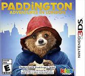 3DS Paddington: Adventures in London 柏靈頓熊:在倫敦冒險(美版代購)
