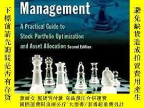 二手書博民逛書店Efficient罕見Asset Management: A Practical Guide To Stock P