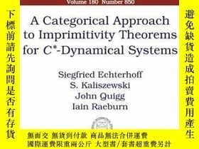 二手書博民逛書店A罕見Categorical Approach To Imprimitivity Theorems For C*-