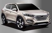 【車王汽車精品百貨】現代 Hyundai ix45 Santa Fe 韓國進口 加厚 晴雨窗 全黑