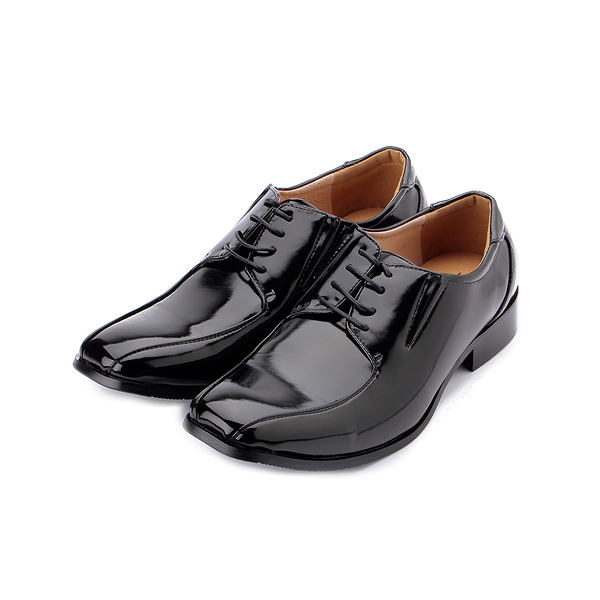 SARTORI 綁帶少男紳仕鞋 黑 男款
