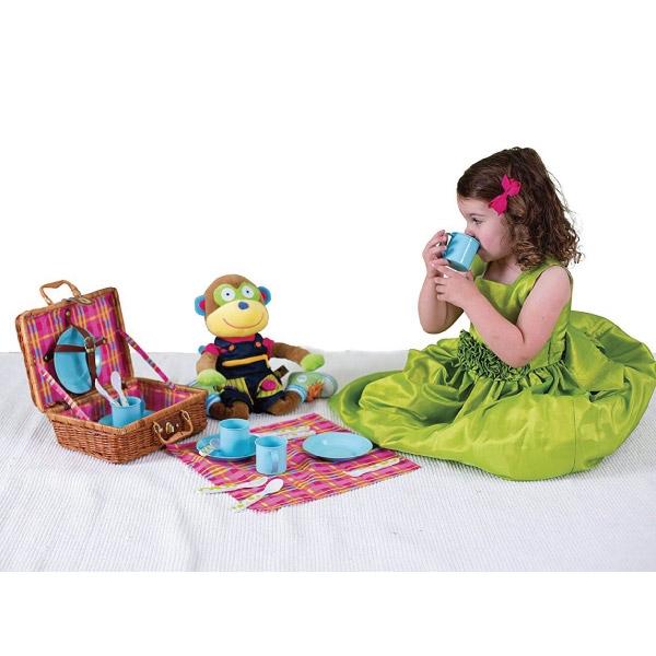 ALEX 野餐籃茶具組