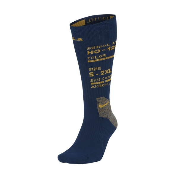 NIKE 男女中筒籃球襪(襪子 Dri-FIT 運動≡體院≡ CK6784-490