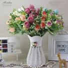 花束 仿真花 人造花束 假花 拍攝道具(六色) (單支)FL-20 愛莎家居