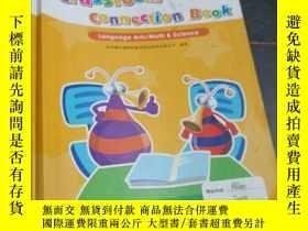 二手書博民逛書店瑞思學科英語Classroom罕見Connection Book STAGE 2(1 2兩冊合售)Y23005