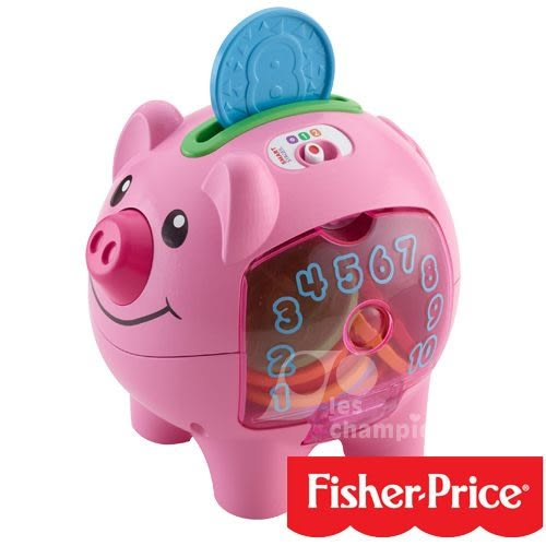 費雪 智慧學習小豬撲滿