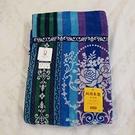 imabari towel 【日本代購】japan 今治毛巾品牌認證品毛巾毯單人尺寸加厚款 日本製 - 藍色