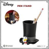 日本限定 迪士尼 唐老鴨 魔術師 高帽 筆筒