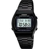 【台南 時代鐘錶 CASIO】卡西歐 STANDARD 台灣公司貨 B640WB-1A 數位顯示電子錶