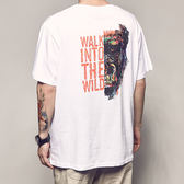 現貨 夏季新款字母印花短袖T恤男美式潮流寬鬆體恤個性休閒純棉TEE 短袖T恤 T恤 潮流男裝