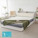 【床底】雙人床架床底5尺【麗莎】仿木紋光滑面 學生套房 台灣自有品牌 KIKY