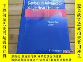 二手書博民逛書店Ventricular罕見Assist Devices in Advanced-Stage Heart Failu