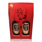 【醬本缸2】365天靜釀甕藏黑豆醬油-台灣燈會限量2入禮盒組(手工靜釀100%純黑豆)