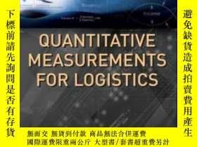 二手書博民逛書店Quantitative罕見Measurements For LogisticsY364682 Frohne,